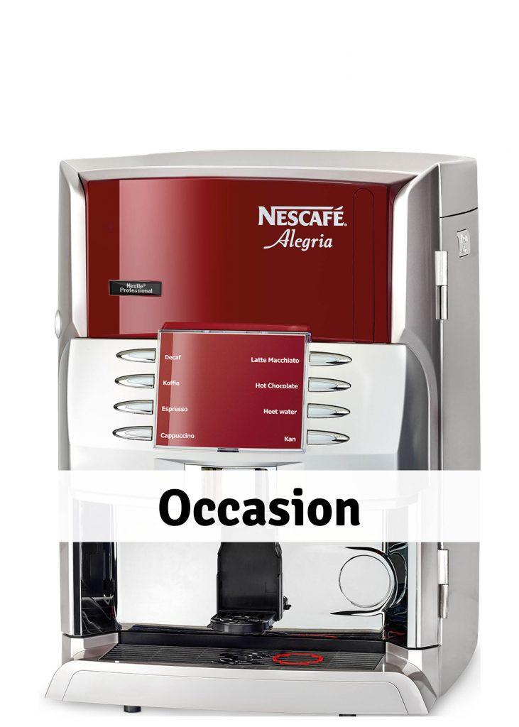 Nescafé Alegria 8/60 occasion